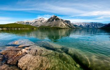 Картинка природа реки озера озеро