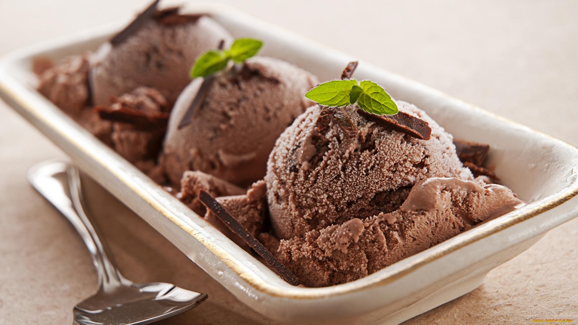 Как сделать домашнее мороженое из какао