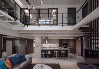 обоя интерьер, гостиная, мебель, furniture, table, living, room, стиль, стол, style