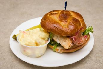Картинка еда бутерброды +гамбургеры +канапе снедь