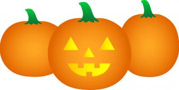 обоя праздничные, хэллоуин, тыквы, halloween