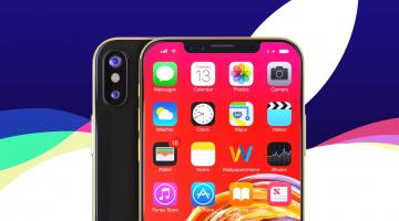 обоя бренды, iphone, смартфон