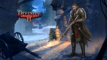 обоя видео игры, divinity,  original sin ii, action, ролевая, original, sin, ii