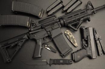 Картинка оружие магазины пистолет автомат нож