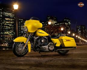 Картинка 2013 harley davidson flhx streetglide мотоциклы custom