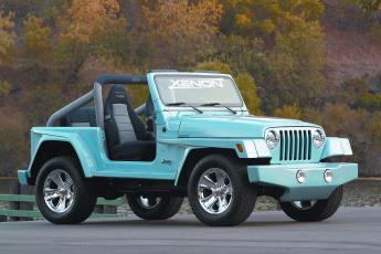 Картинка автомобили jeep truck