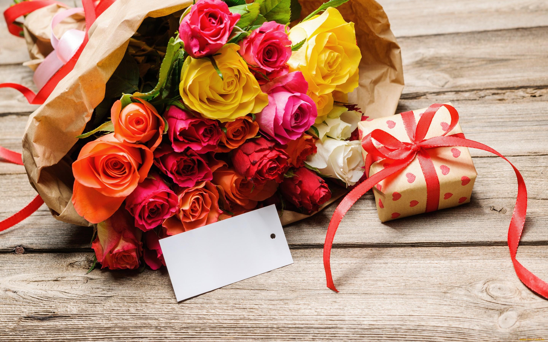 Красивые подарочные открытки для женщины