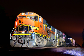 обоя техника, поезда, локомотив, рельсы, состав