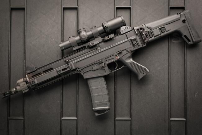 Обои картинки фото оружие, автоматы, ствол