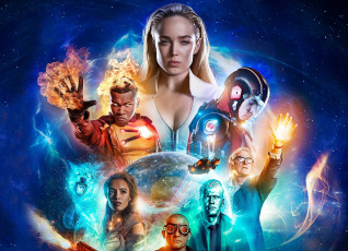 обоя кино фильмы, dc`s legends of tomorrow, legends, of, tomorrow