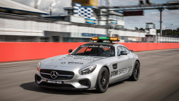 Картинка mercedes-benz+amg+gt+s-dtm+safety+car+2015 автомобили mercedes-benz 2015 car safety s-dtm gt amg