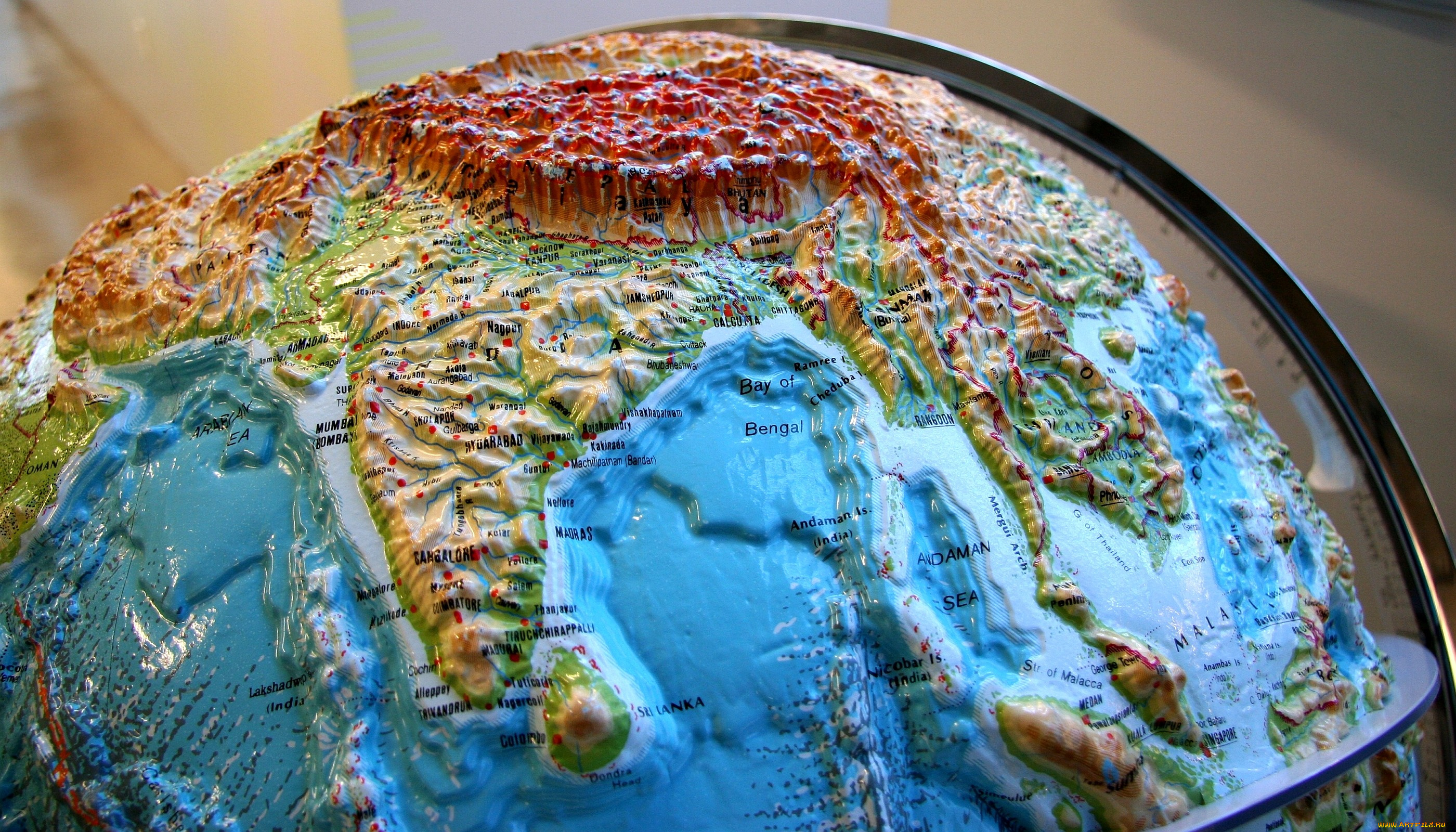 глобус 3д модель онлайн том, что известный