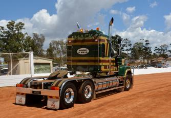 Картинка mack+superliner автомобили mack седельный грузовик тягач тяжелый
