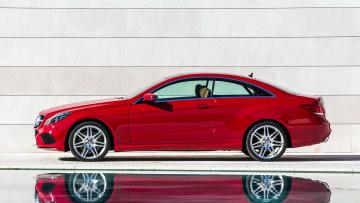 Картинка mercedes coupe автомобили benz daimler ag германия