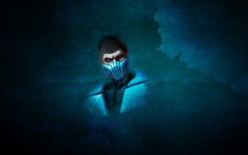 Картинка mortal+kombat видео+игры mortal+kombat+ 2011 sub zero mortal kombat