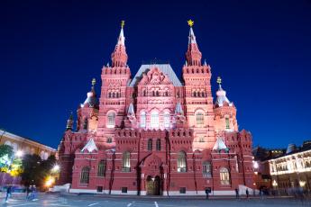обоя исторический музей, города, москва , россия, москва, исторический, музей