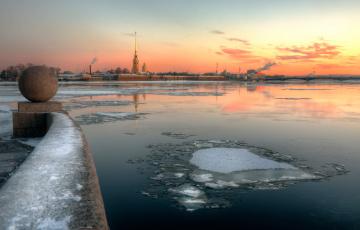 обоя города, санкт-петербург,  петергоф , россия, зима, мороз, дворцовый, округ
