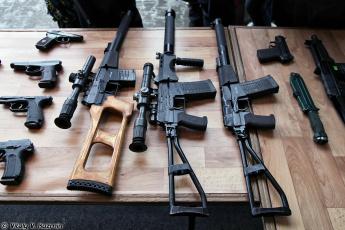 Картинка оружие стволы