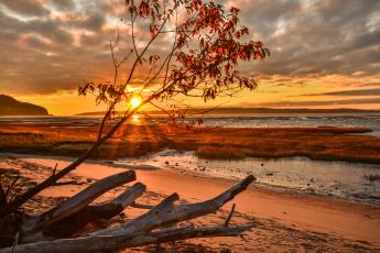 Картинка природа восходы закаты рассвет