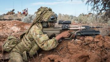 обоя оружие, армия, спецназ, солдат, australian, army