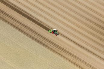 обоя техника, тракторы, трактор, поле