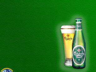 обоя beer, бренды, carlsberg