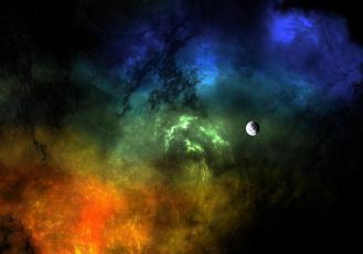 обоя космос, галактики, туманности, вселенная, планеты, звёзды, созвездия
