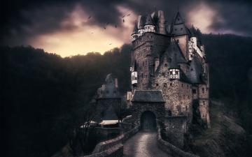 Картинка eltz+castle города замки+германии eltz castle