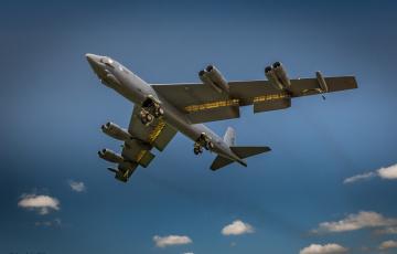 обоя b52, авиация, боевые самолёты, бомбардировщик