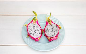Картинка еда питахайя экзотика драконовый фрукт