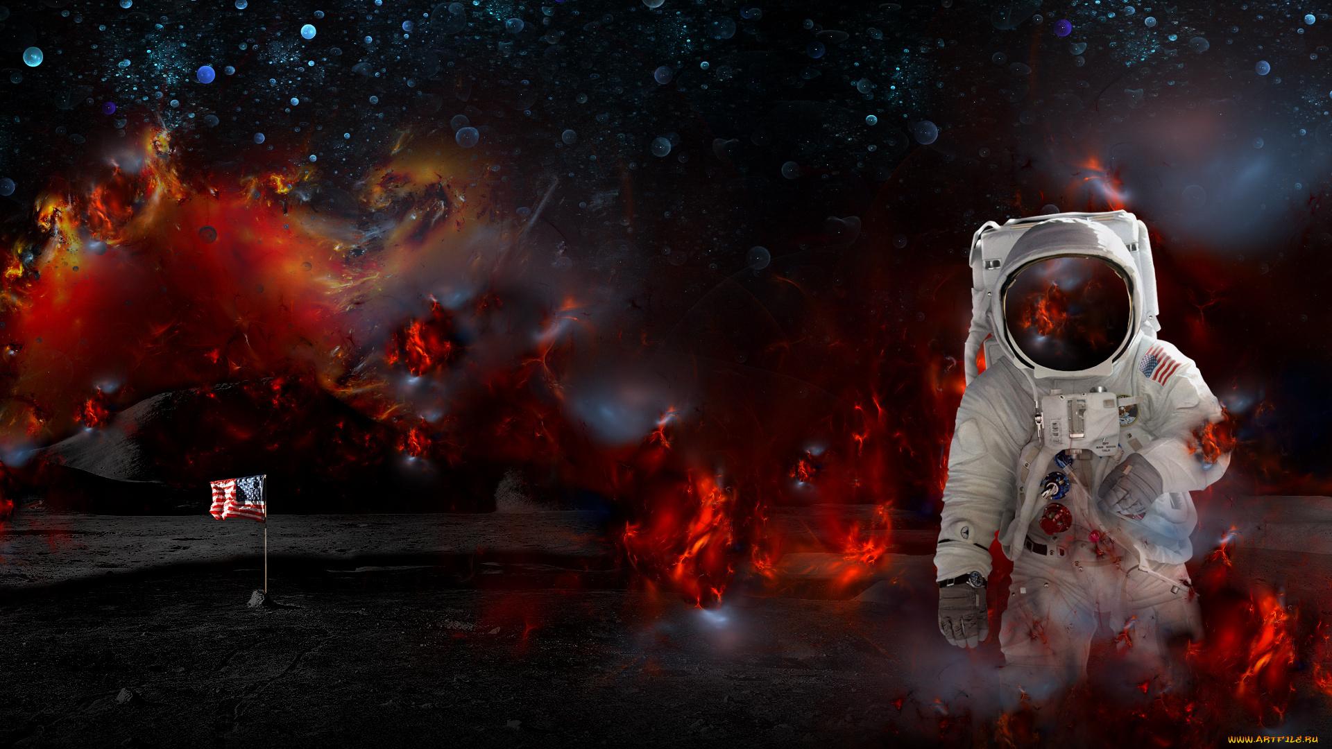 Космонавт  № 1449715 бесплатно