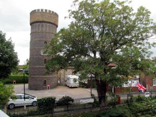 обоя cramton tower museum, broadstairs, kent uk, города, - исторические,  архитектурные памятники, kent, uk, cramton, tower, museum