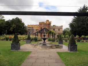 обоя whitstable castle, kent, uk, города, замки англии, whitstable, castle