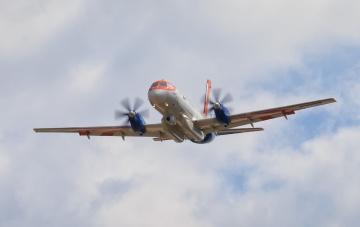 обоя il-114ll radar, авиация, пассажирские самолёты, авиалайнер