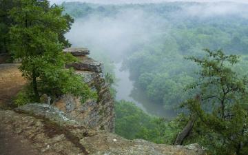 Картинка государственный парк харпет теннесси природа пейзажи