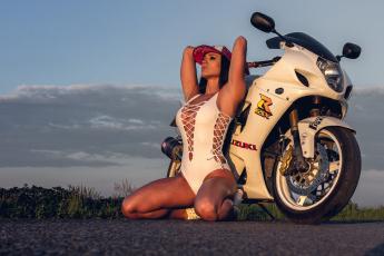 обоя мотоциклы, мото с девушкой, коновалова, Чувагина, окси, crazy, vamp