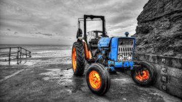 Картинка техника тракторы трактор колесный
