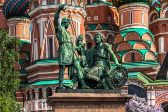 обоя города, москва , россия, памятник