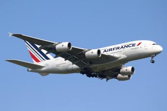 обоя a380-861, авиация, пассажирские самолёты, авиалайнер