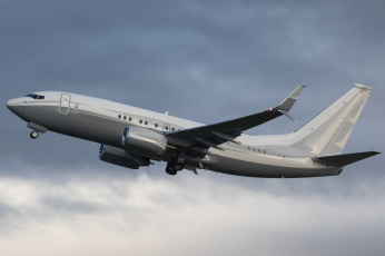 обоя boeing 737-700, авиация, пассажирские самолёты, авиалайнер