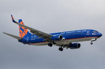 обоя boeing 737-800, авиация, пассажирские самолёты, авиалайнер