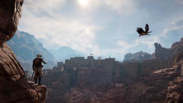 обоя видео игры, assassin`s creed,  origins, assassin's, creed, origins