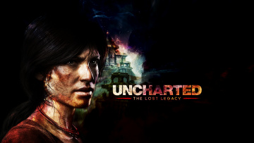 обоя видео игры, uncharted,  the lost legacy, адвенчура, action, the, lost, legacy