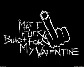 Картинка bullets19 музыка bullet for my valentine