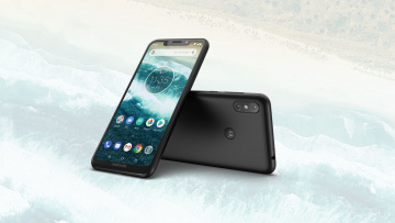 обоя motorola one power, бренды, motorola, смартфон, android, 9, pie, моторола, one, power, hi-tech