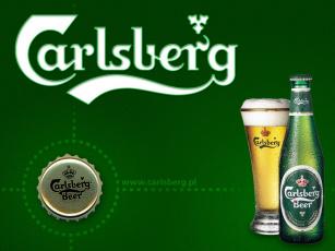 обоя carlsberg, бренды