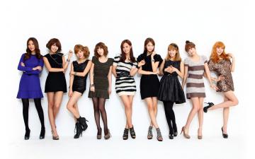 Картинка музыка girls generation snsd азиатки корея девушки