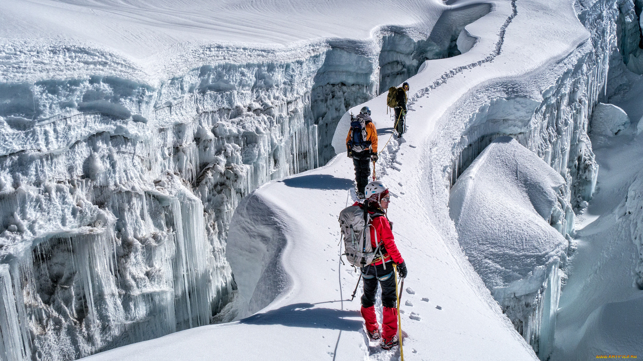 mountain climbing expeditions challenged - HD1440×900