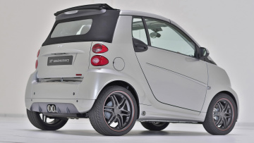 обоя smart brabus 10th anniversary special edition 2013, автомобили, brabus, special, edition, 2013, anniversary, 10th, smart
