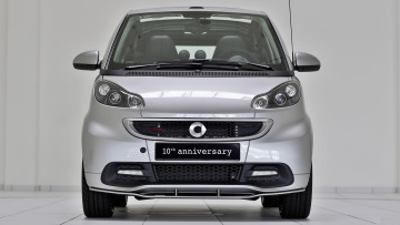 обоя smart brabus 10th anniversary special edition 2013, автомобили, brabus, special, anniversary, 10th, smart, 2013, edition